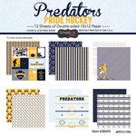 Scrapbook Customs - Hockey Collection - 12 x 12 Collection Kit - Predators Pride