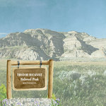 Scrapbook Customs - United States National Parks Collection - 12 x 12 Double Sided Paper - Watercolor - Theodore Roosevelt