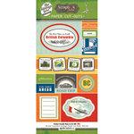 Scrapbook Customs - Vintage Label Collection - Vintage Paper Cut Outs - British Columbia