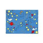 Scrapbook Customs - Rubber Stamp - Galaxy Background