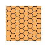Scrapbook Customs - Rubber Stamp - Honeycomb Background