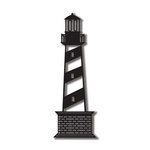 Scrapbook Customs - United States Collection - North Carolina - Laser Cut - Lighthouse 2