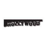 Scrapbook Customs - United States Collection - California - Laser Cut - Hollywood Word