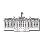 Scrapbook Customs - United States Collection - Washington DC - Laser Cut - White House