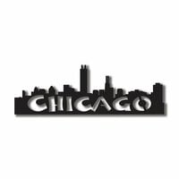 Scrapbook Customs - United States Collection - Chicago - Laser Cut