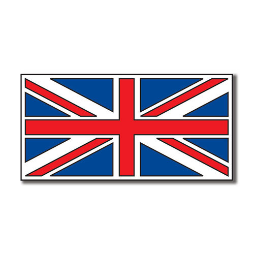 Scrapbook Customs - World Collection - England - Laser Cut - United Kingdom Flag