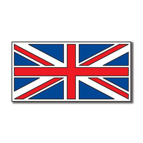 Scrapbook Customs - World Collection - England - Laser Cut - United Kingdom Flag