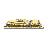 Scrapbook Customs - United States Collection - Arizona - Laser Cut - Grand Canyon