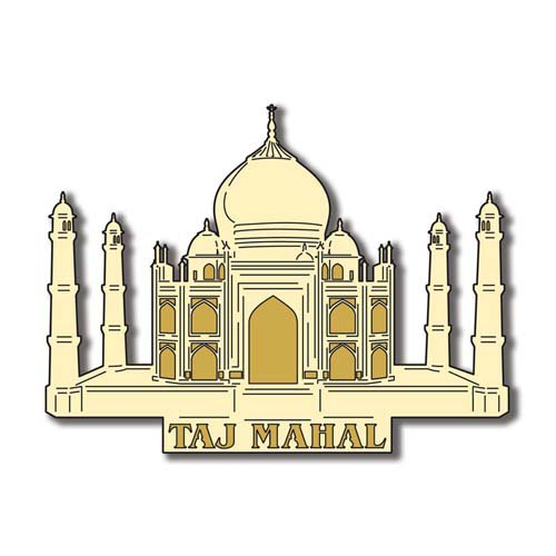 Scrapbook Customs - World Collection - India - Laser Cut - Taj Mahal