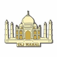Scrapbook Customs - World Collection - India - Laser Cut - Taj Mahal