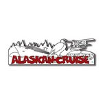 Scrapbook Customs - United States Collection - Alaska - Laser Cut - Alaskan Cruise - Word and Background
