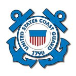 Scrapbook Customs - Military Collection - Laser Cut - Coast Guard Emblem