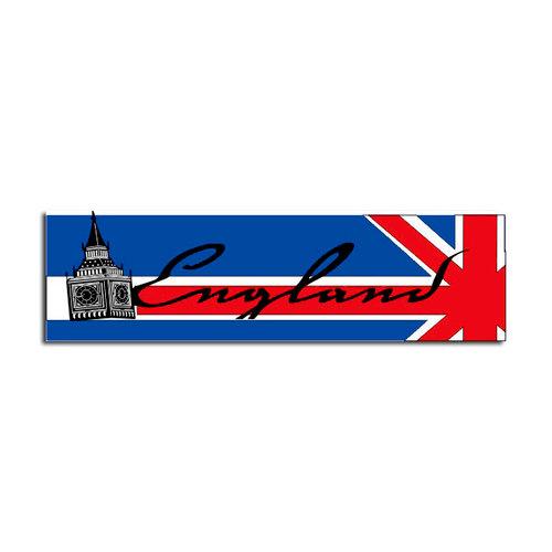 Scrapbook Customs - World Collection - England - Laser Cut - Travel Topper