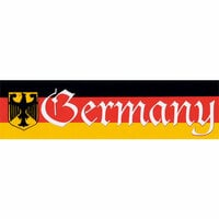 Scrapbook Customs - World Collection - Germany - Laser Cut - Travel Topper