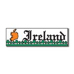 Scrapbook Customs - World Collection - Ireland - Laser Cut - Travel Topper