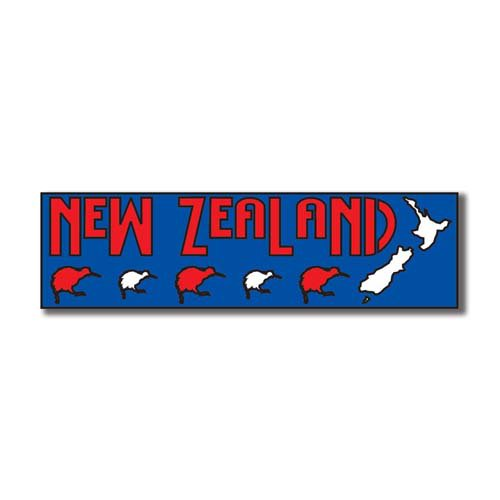 Scrapbook Customs - World Collection - New Zealand - Laser Cut - Travel Topper