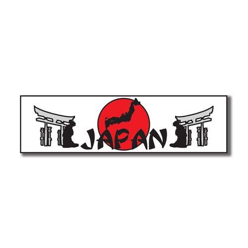 Scrapbook Customs - World Collection - Japan - Laser Cut - Travel Topper