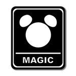 Scrapbook Customs - United States Collection - Florida - Laser Cut - Magic Sign