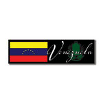 Scrapbook Customs - World Collection - Venezuela - Laser Cut - Travel Topper