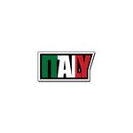 Scrapbook Customs - Travel Photo Journaling - Flag Word - Laser Cut - Italy