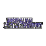 Scrapbook Customs - Flower Word - Laser Cut - Australia - Capital Territory