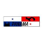 Scrapbook Customs - Laser Cut - Panama Travel Topper