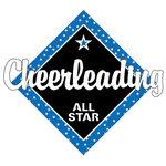 Scrapbook Customs - Cheer Life Collection - Laser Cut - Cheerleading All Star