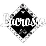 Scrapbook Customs - Lacrosse Life Collection - Laser Cut - Lacrosse All Star
