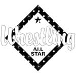 Scrapbook Customs - Wrestling Life Collection - Laser Cut - Wrestling All Star