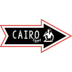Scrapbook Customs - Travel Adventure Collection - Laser Cut - Cairo Memories Arrow