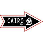 Scrapbook Customs - Travel Adventure Collection - Laser Cut - Cairo Memories Arrow