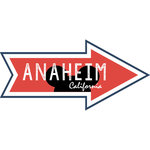Scrapbook Customs - Travel Adventure Collection - Laser Cut - Anaheim Memories Arrow