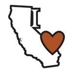 Scrapbook Customs - Adventure Collection - Laser Cut - I Love California
