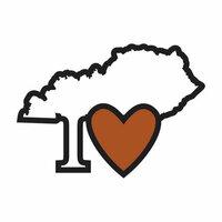 Scrapbook Customs - Adventure Collection - Laser Cut - I Love Kentucky