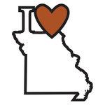 Scrapbook Customs - Adventure Collection - Laser Cut - I Love Missouri