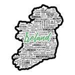 Scrapbook Customs - Sights Collection - Laser Cut - City - Ireland