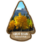 Scrapbook Customs - United States National Parks Collection - Laser Cut - Watercolor - Great Basin National Park
