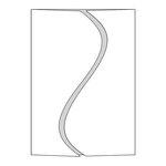 Scrapbook Customs - Card - S-Curve