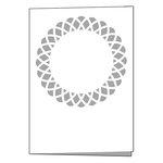 Scrapbook Customs - Card - Diamond Wreath