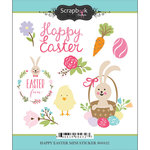 Scrapbook Customs - Cardstock Stickers - Easter Things - Repeats