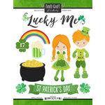 Scrapbook Customs - Cardstock Stickers - March Memories