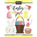 Scrapbook Customs - Cardstock Stickers - April Memories