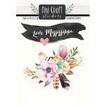 Scrapbook Customs - Cardstock Stickers - Mini Craft - Mississippi Love