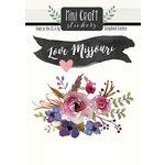 Scrapbook Customs - Cardstock Stickers - Mini Craft - Missouri Love
