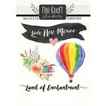 Scrapbook Customs - Cardstock Stickers - Mini Craft - New Mexico Love