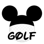 Scrapbook Customs - Cardstock Stickers - Golf - Magic Ears - Boy
