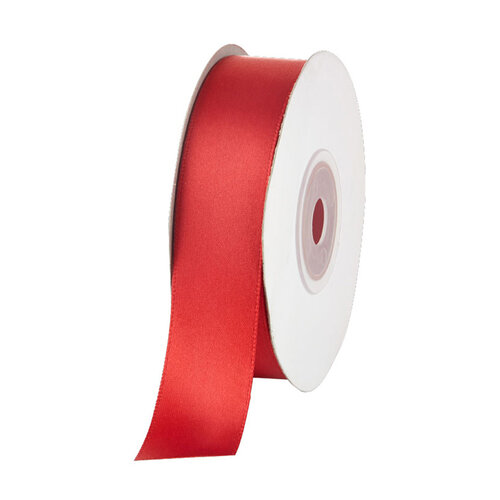 Fun Stampers Journey - Ribbon - Candy Apple Satin Ribbon