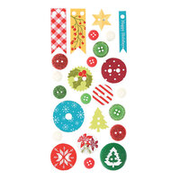 Fun Stampers Journey - Christmas - Embellishments - Holiday Mix and Match