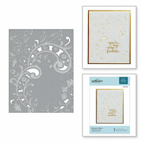 Spellbinders - Cut and Embossing Folder - Baroque Filigree