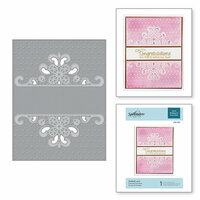 Spellbinders - Cut and Embossing Folder - Dotted Lace